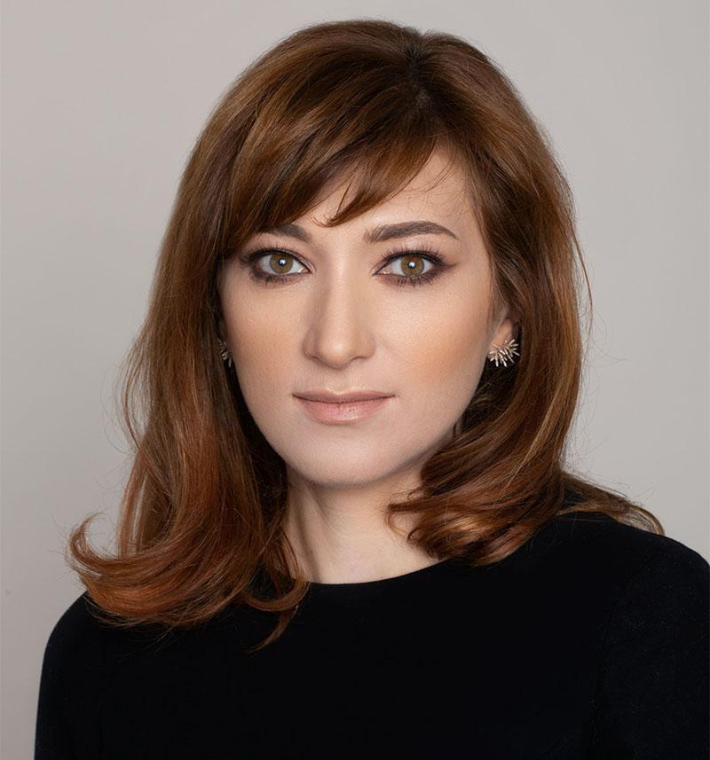 Cristiana Grigorescu • Grigorescu, Crestincov & Associates • legalsteps.ro